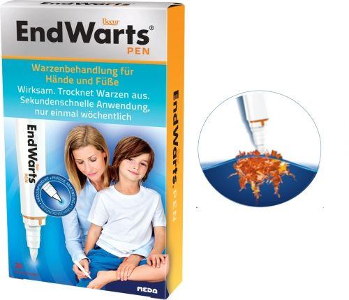 Sommerzeit – Warzenzeit: Ameisensäuremittel trocknet Plagegeister einfach und schmerzfrei* aus