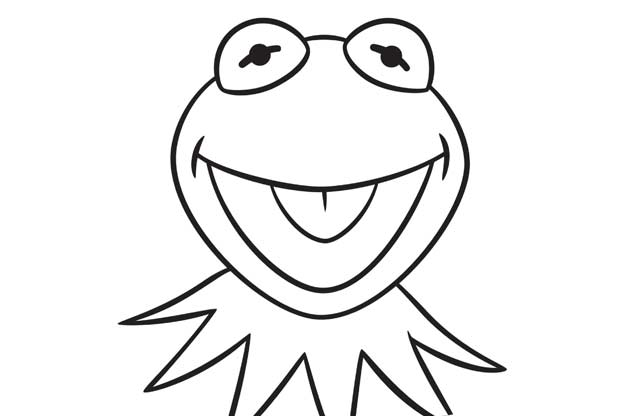 Malvorlagen Für Kinder: Die Muppets