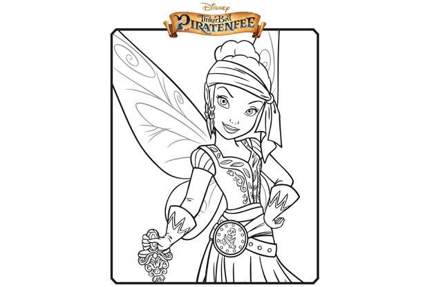 Tinkerbell Piratenfee Kinder De