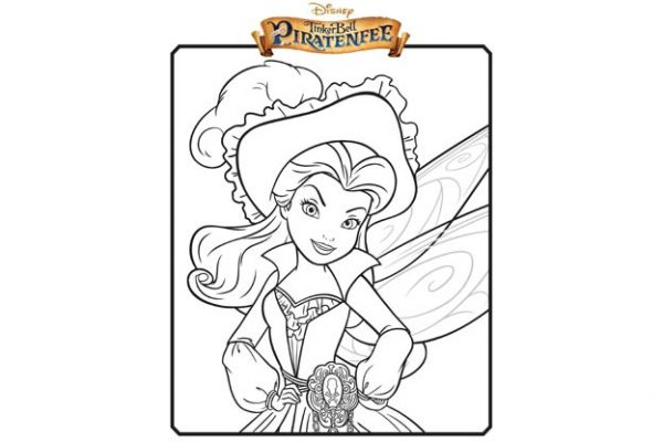 "tinkerbell ""piratenfee""  kinderde"