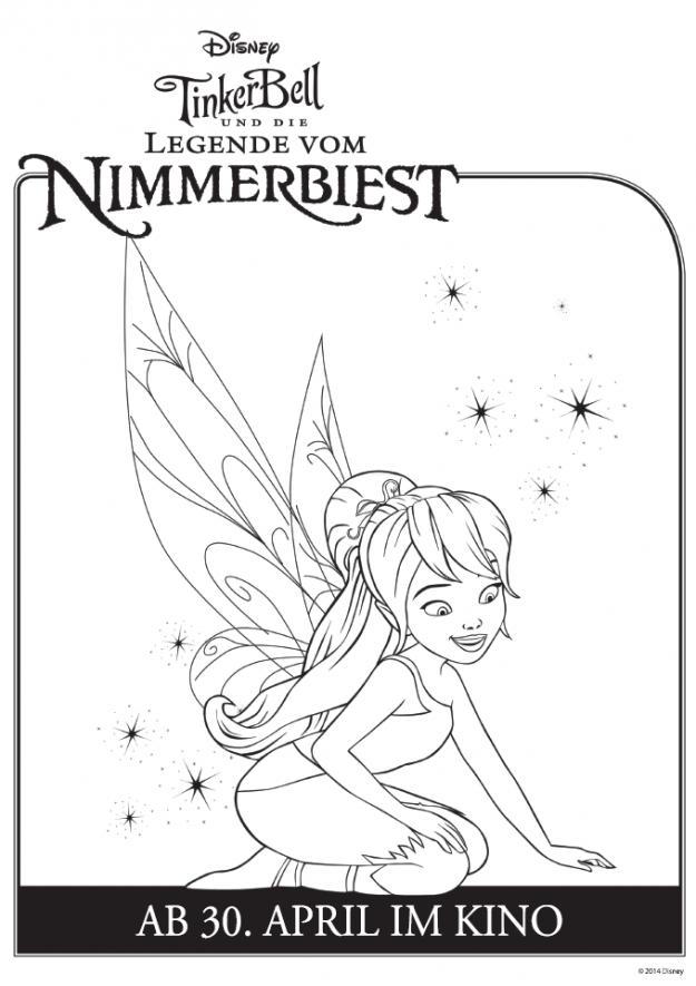 Tinkerbell und die Legende vom Nimmerbiest | kinder.de