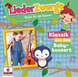 Liederzwerge CD Klassik