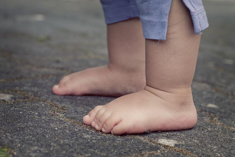 Tipps zur Fußgesundheit bei Kindern