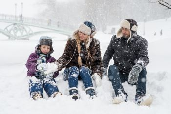 Wie komme ich als Vielbeschäftigte/r Papa/Mama gesund durch den Winter?