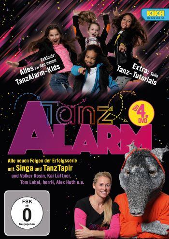 Ein tanzender Tapir macht mächtig Alarm!