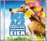 In der Eiszeit hält der Frühling Einzug – das offizielle Hörspiel zum Ice Age Osterspecial ist da!