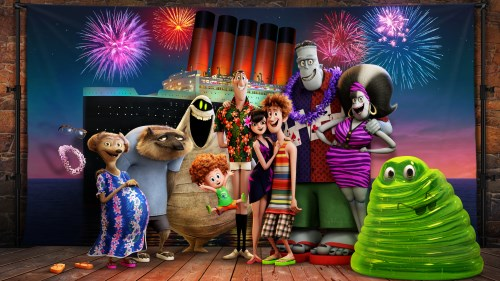Monster ahoi! In HOTEL TRANSSILVANIEN 3 – EIN MONSTER URLAUB stechen wir mit Drak und seiner beliebten Monsterfamilie in See. Wir präsentieren euch exklusiv den neuen Trailer zum Film!