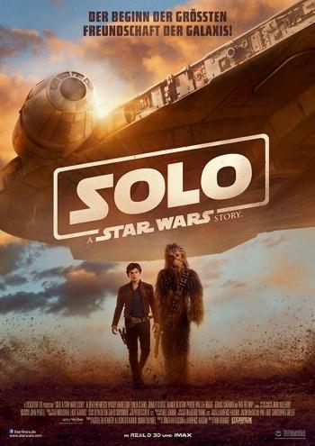 Das neuste Star Wars Abenteuer SOLO: A STAR WARS STORY ab dem 24. Mai im deutschen Kino!