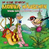 """Monika Häuschen """"Warum mag der Distelfink Disteln?"""""""