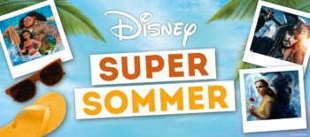 Der Disney Super Sommer! Gewinnt digitale Downloads zu den schönsten Disneyfilmen!