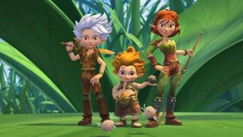 Arthur und die Minimoys – Die CGI-Serie auf DVD – VÖ: 10.08.18