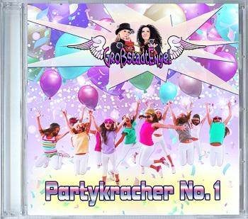 GroßstadtEngel - Partykracher No. 1 CD