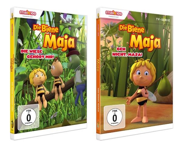 BieneMaja DVDs 19 und 20