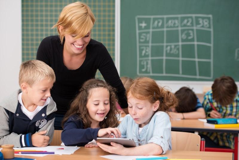 Digitales Lernen im Kindesalter: ja oder nein?