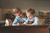 Werte vermitteln als Vater