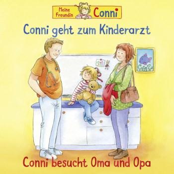 """""""Conni geht zum Kinderarzt"""" und """"Conni besucht Oma und Opa"""""""