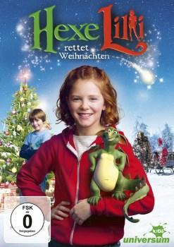 Gewinnt eine DVD bzw. Blu-ray von HEXE LILLI RETTET WEIHNACHTEN