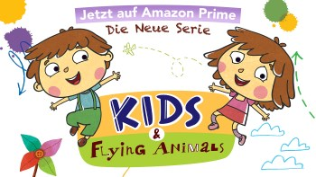 Kids & Flying Animals