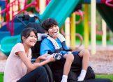 Leben mit behinderten Kindern: Warum Eltern trotzdem glücklich sind