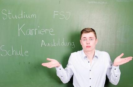 """""""Fit für die Zukunft"""" – Ein Berufswegweiser für Abiturienten"""