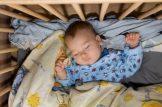 Kopfverformung bei Babys in der Rückenlage