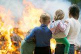 Hitzige Gefahrenquelle: Das unterschätzte Risiko im Familienhaushalt