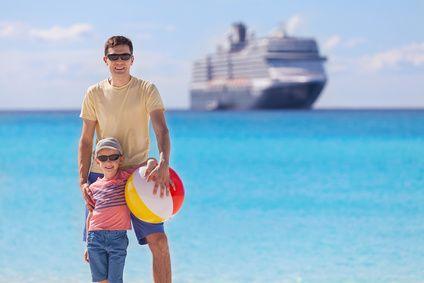 Kreuzfahrt mit Kindern: Erholung oder Dauerstress?