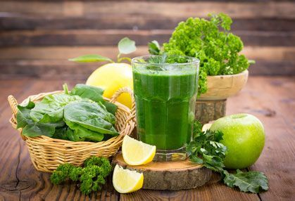 Grüne Smoothies – gesunder Genuss für die ganze Familie