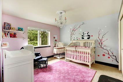 Umziehen Mit Kindern: Machen Sie Den Einzug Ins Neue Kinderzimmer So  Angenehm Wie Möglich