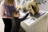 Museumsbesuch mit Kindern