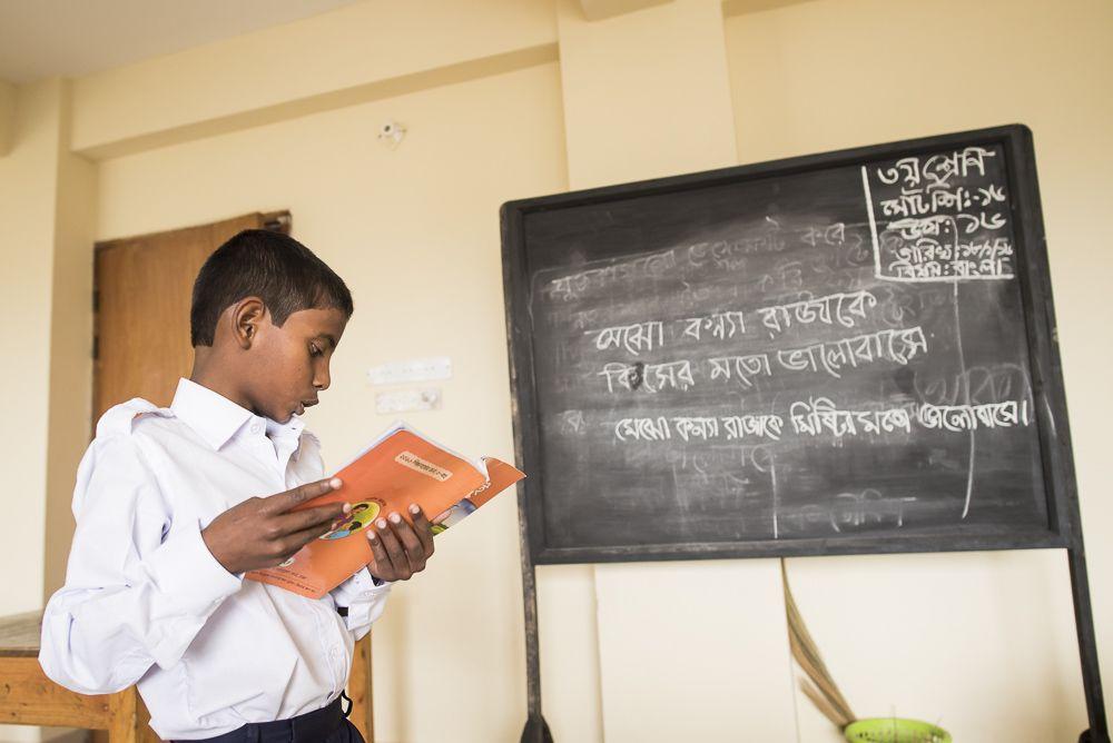 Schulalltag in Bangladesch – Bildung für Straßenkinder [Sponsored Article]