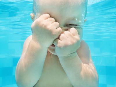 Mit dem Baby ins Schwimmbad