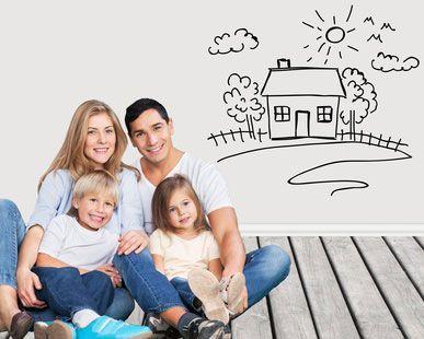 Ein Haus für die Familie
