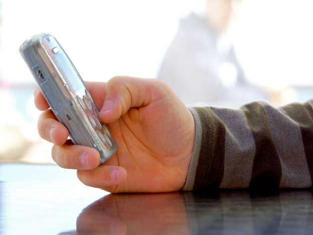 SMS-Versand über das Handy