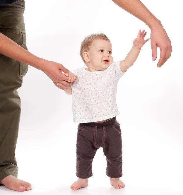 Das erste Jahr mit Baby: Der elfte Monat
