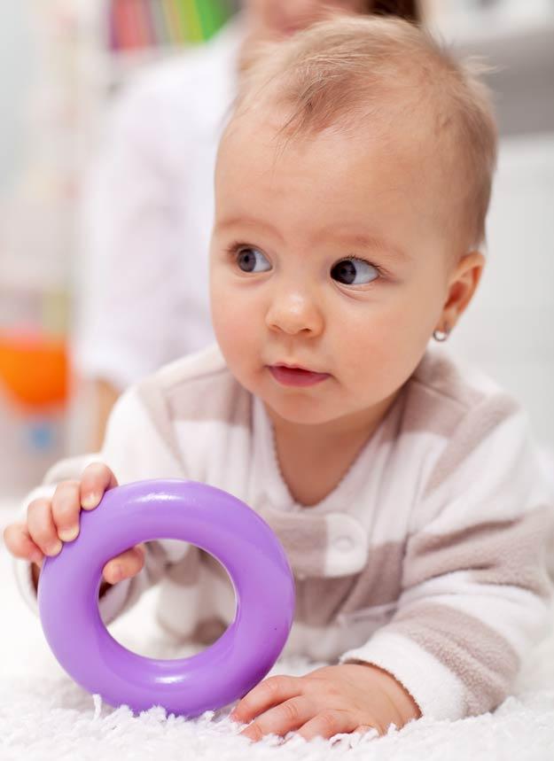 Das erste Jahr mit Baby: Der neunte Monat