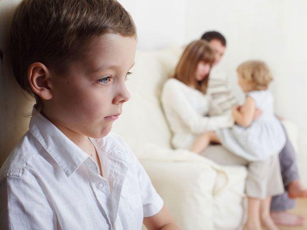 Kinder kennenlernen neuer partner