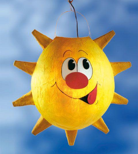 Laterne Sonne