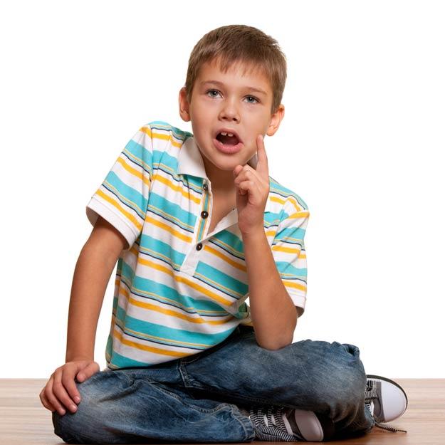Kinderwunsch Ratgeber Fruchtbarkeit Frau: Wenn Kinder Stottern