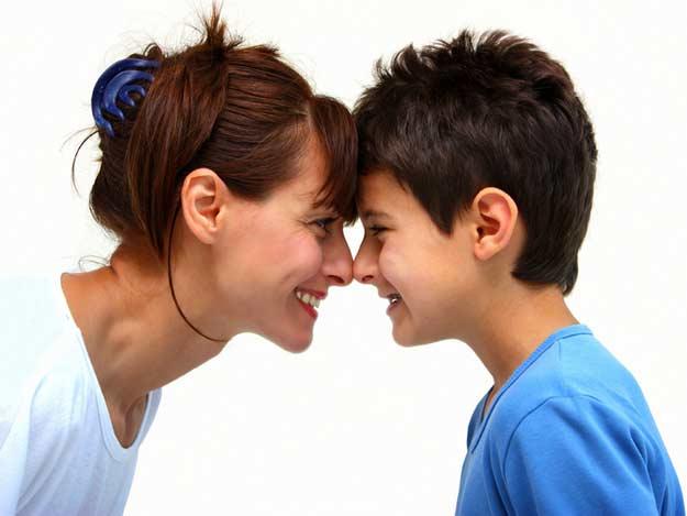 Eltern-Kind-Kommunikation