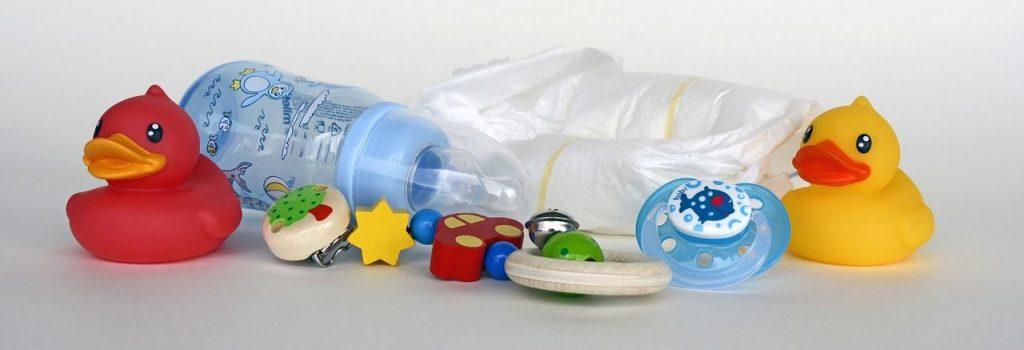 Babyausstattung mit Ratenkauf