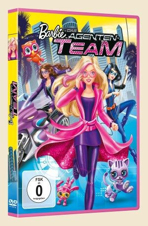 Barbie In Das Agenten Team Kinder De