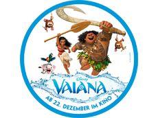 Gewinnspiel zum Disney-Weihnachtsfilm VAIANA