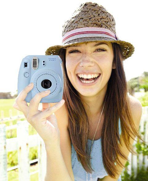 Kinderwunsch Ratgeber Fruchtbarkeit Frau: Instax Mini 8 Kamera: Individuell, Authentisch Und