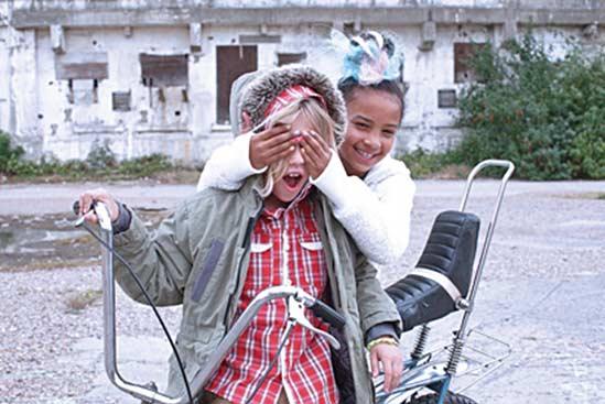 Bench Kids Herbst/Winter 2011/12
