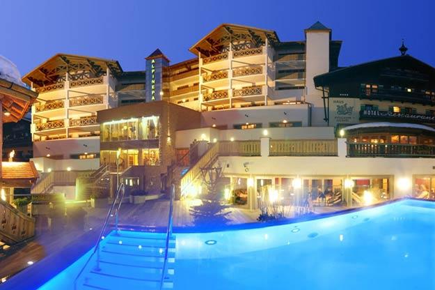 Familienhotel Alpine Palace