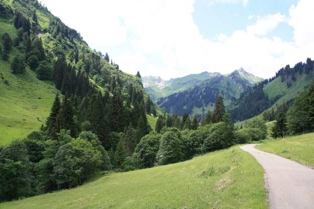 Bad Hindelang im Allgäu