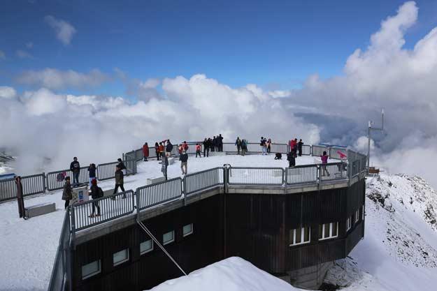 Nervenkitzel in der Jungfrau Region