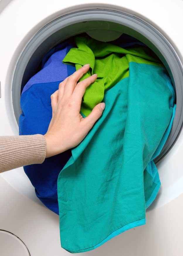 Spartipps: Wäsche Waschen